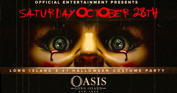 Long Island 39 S Biggest Halloween Costume Party At Club