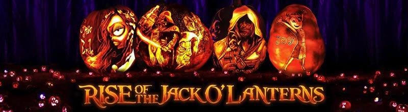 Rise Of The Jack Olanterns At Old Westbury Gardens Long Island