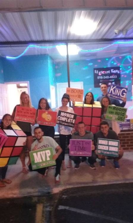 Escape The Room Game Long Island Lake Ronkonkoma Ny