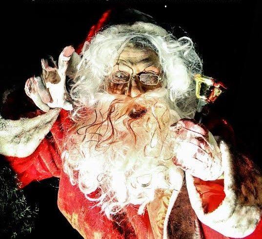 Killer Zombie Shopping Mall Santa Clauses Take Over Nyz Apocalypse