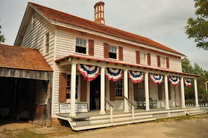 Old Bethpage Village Restoration Long Island Haunted Houses
