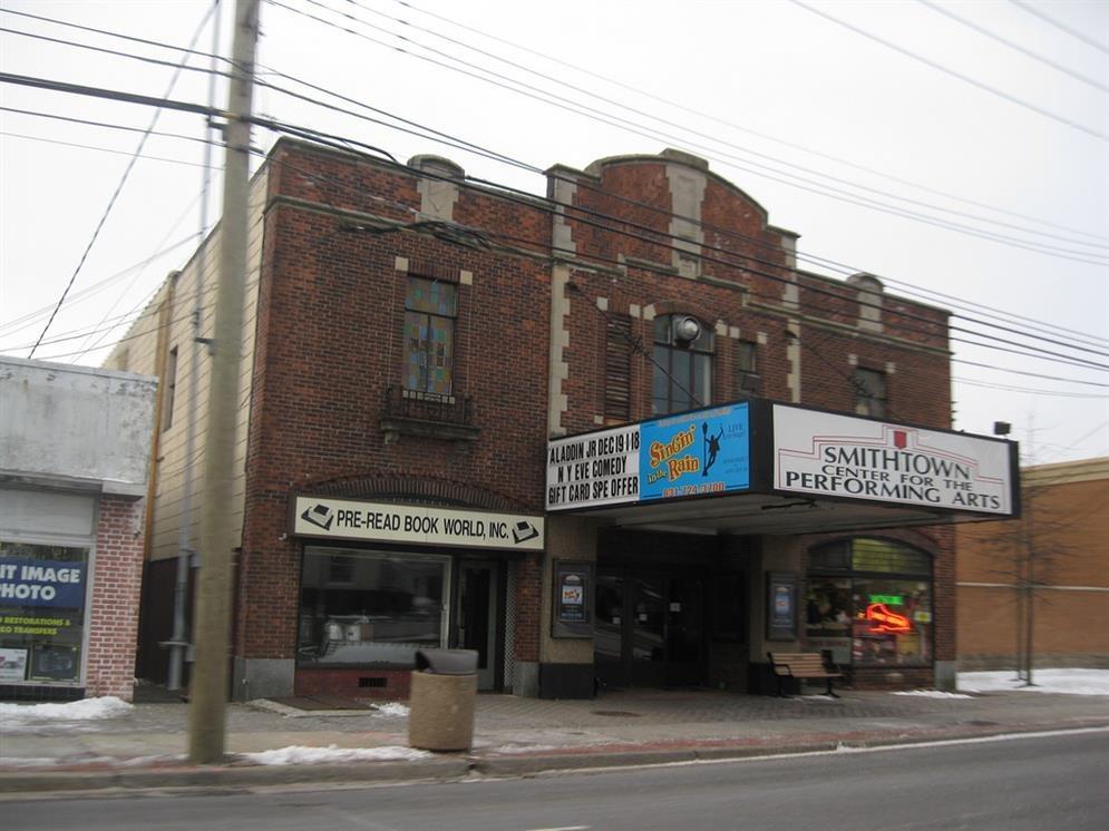 Commack Theater Long Island